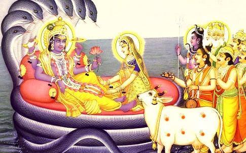 dhevas-worshipping-vishnu-2